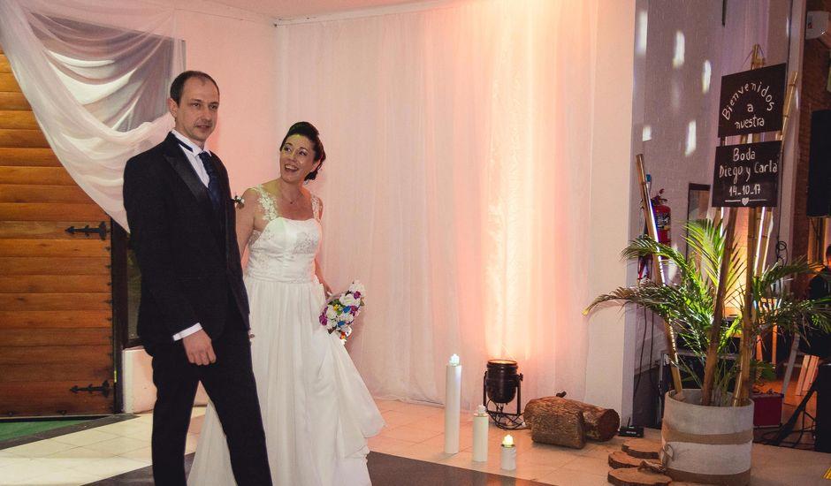 El casamiento de Diego y Carla en Parana, Entre Ríos