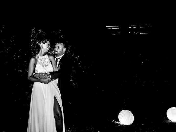 El casamiento de Xime y Ani