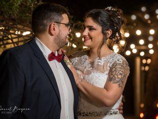 El casamiento de Michelle y Franco