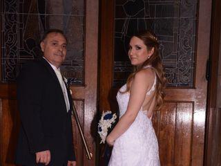 El casamiento de Ayelen y José María 1