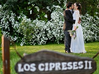 El casamiento de Pia y Mike
