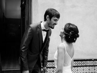 El casamiento de Luciana y Javier 3
