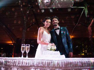 El casamiento de Luciana y Javier