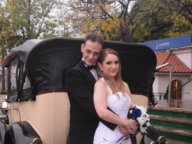 El casamiento de Ayelen y José María
