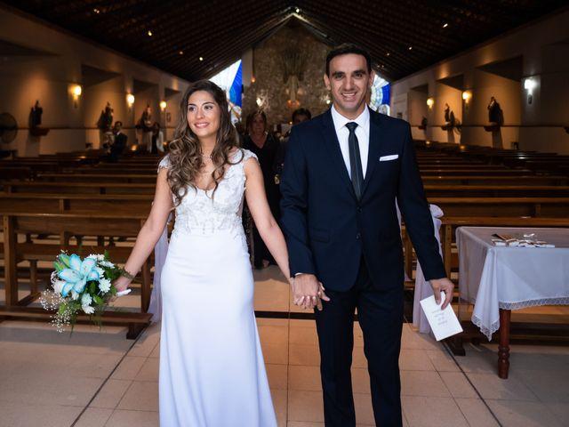 El casamiento de Romina y Carlos