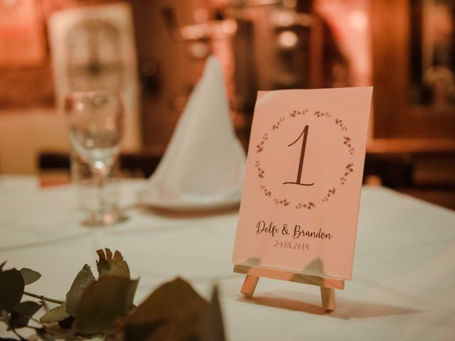 El casamiento de Brandon y Delfi en San Telmo, Capital Federal 13