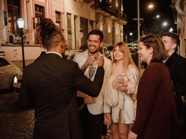 El casamiento de Brandon y Delfi en San Telmo, Capital Federal 22