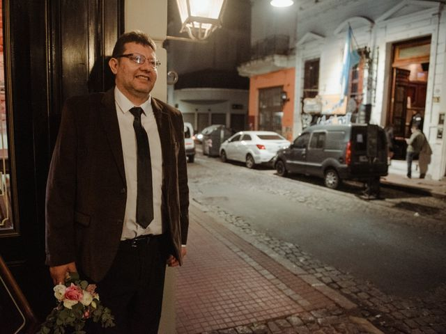 El casamiento de Brandon y Delfi en San Telmo, Capital Federal 23