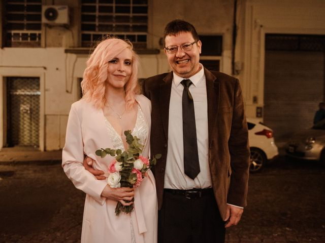 El casamiento de Brandon y Delfi en San Telmo, Capital Federal 25