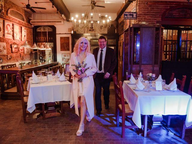 El casamiento de Brandon y Delfi en San Telmo, Capital Federal 26