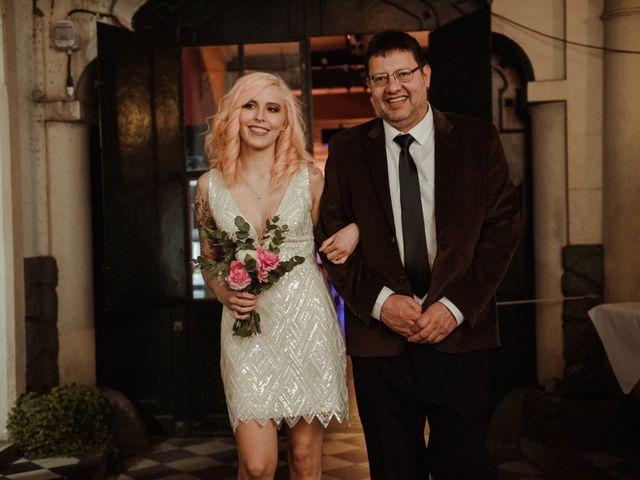 El casamiento de Brandon y Delfi en San Telmo, Capital Federal 28