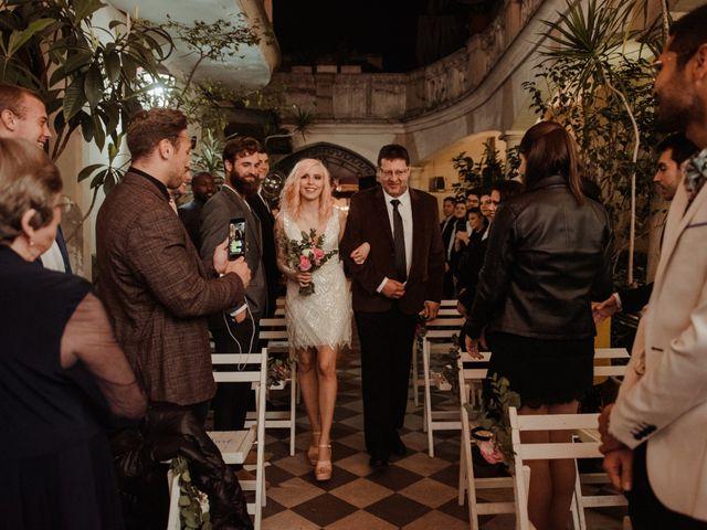 El casamiento de Brandon y Delfi en San Telmo, Capital Federal 30