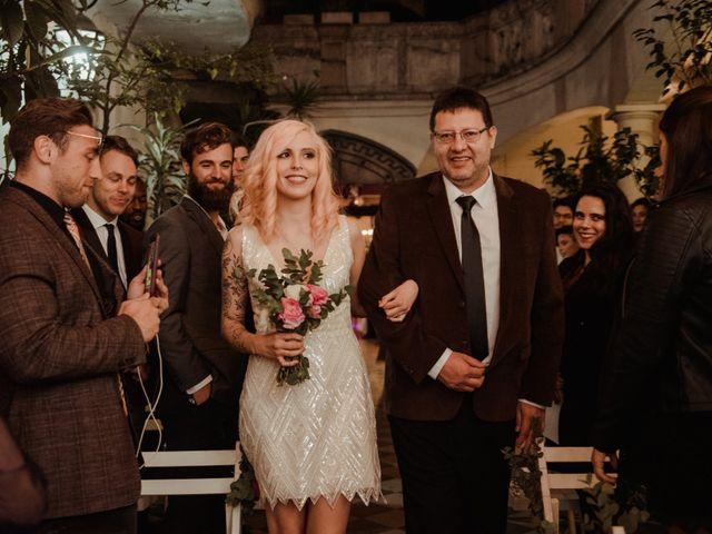 El casamiento de Brandon y Delfi en San Telmo, Capital Federal 31