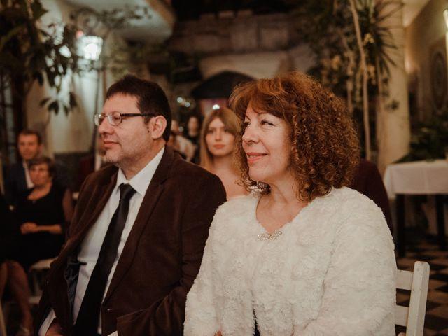 El casamiento de Brandon y Delfi en San Telmo, Capital Federal 38