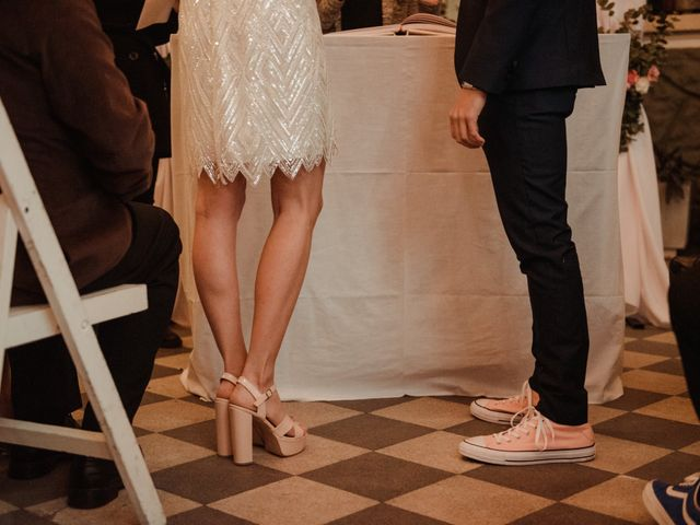 El casamiento de Brandon y Delfi en San Telmo, Capital Federal 41