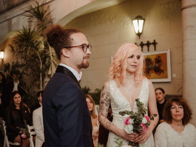 El casamiento de Brandon y Delfi en San Telmo, Capital Federal 43
