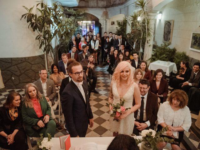 El casamiento de Brandon y Delfi en San Telmo, Capital Federal 44