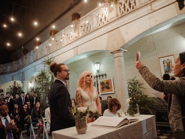 El casamiento de Brandon y Delfi en San Telmo, Capital Federal 48