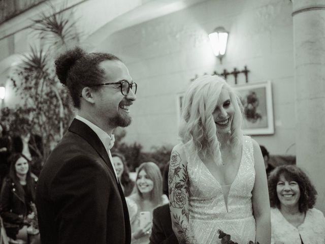 El casamiento de Brandon y Delfi en San Telmo, Capital Federal 51