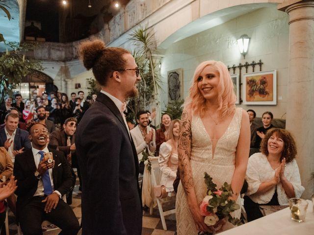 El casamiento de Brandon y Delfi en San Telmo, Capital Federal 52