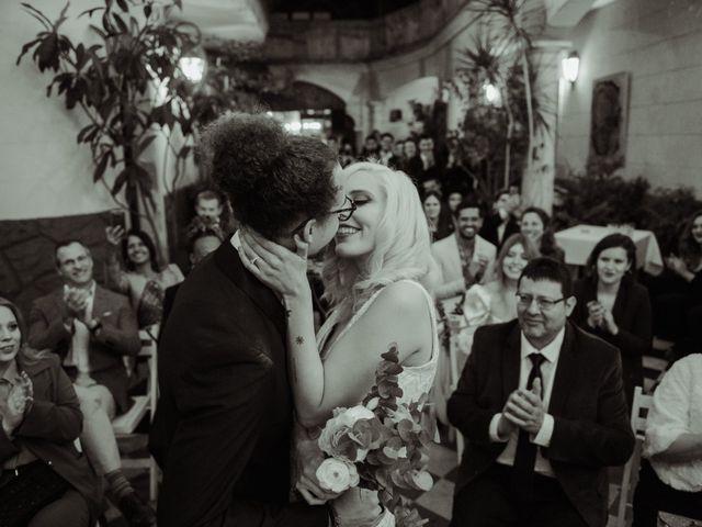 El casamiento de Brandon y Delfi en San Telmo, Capital Federal 53