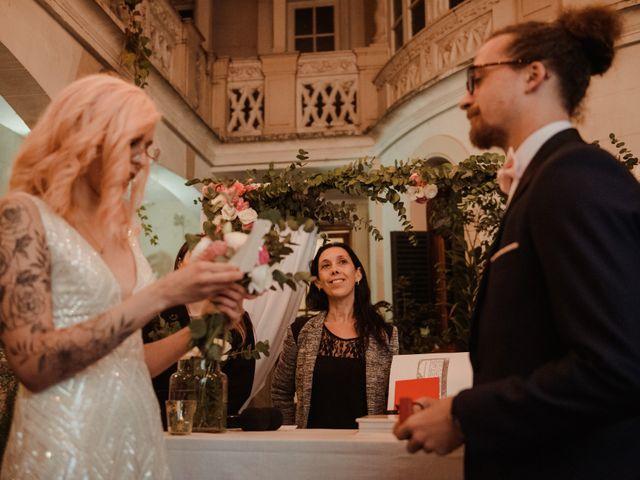 El casamiento de Brandon y Delfi en San Telmo, Capital Federal 56