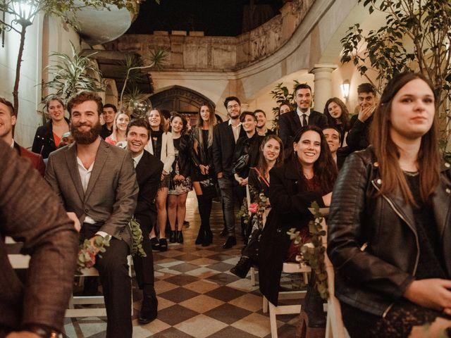 El casamiento de Brandon y Delfi en San Telmo, Capital Federal 58