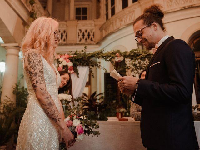 El casamiento de Brandon y Delfi en San Telmo, Capital Federal 60