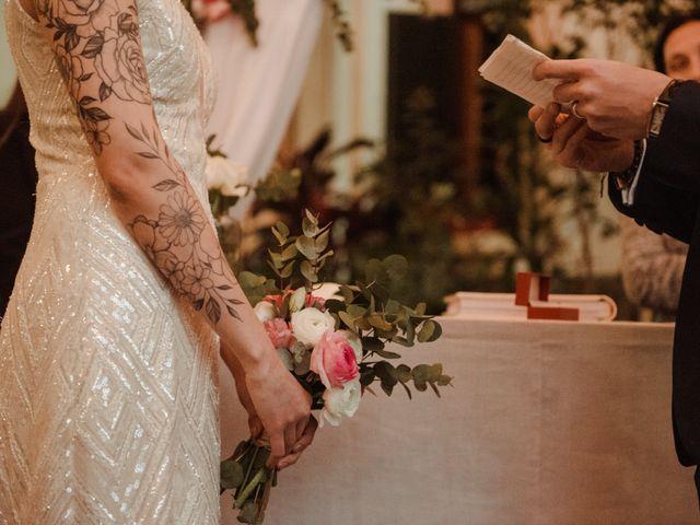 El casamiento de Brandon y Delfi en San Telmo, Capital Federal 61
