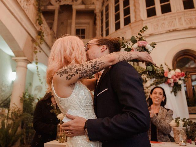 El casamiento de Brandon y Delfi en San Telmo, Capital Federal 62