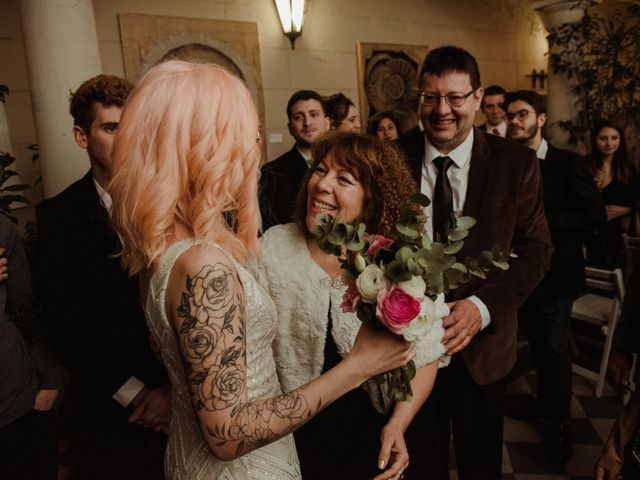 El casamiento de Brandon y Delfi en San Telmo, Capital Federal 65