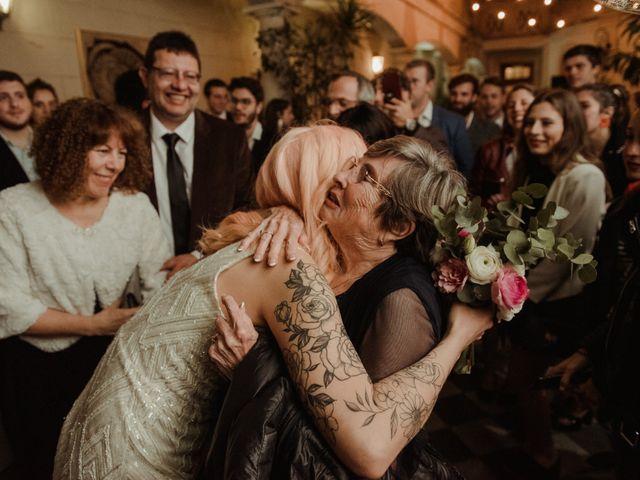 El casamiento de Brandon y Delfi en San Telmo, Capital Federal 66