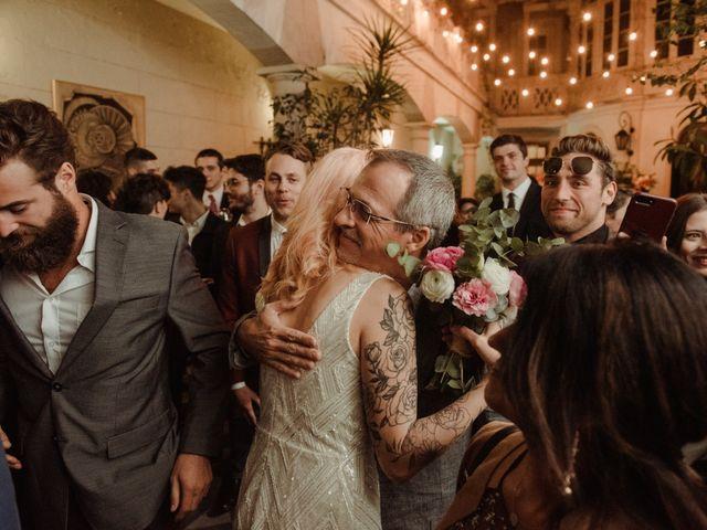 El casamiento de Brandon y Delfi en San Telmo, Capital Federal 67