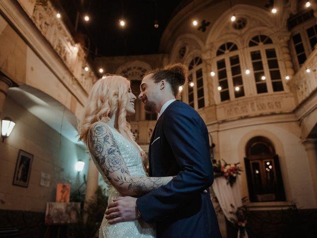 El casamiento de Brandon y Delfi en San Telmo, Capital Federal 71