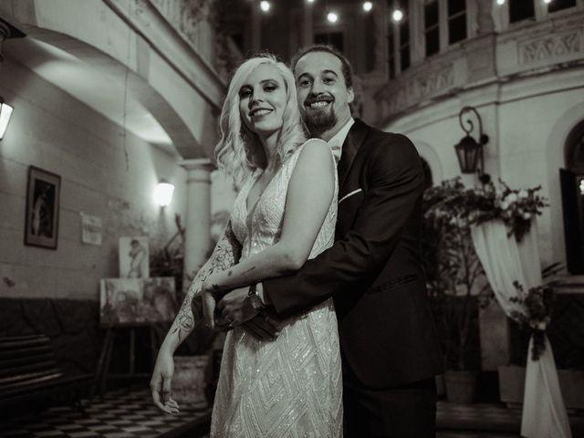 El casamiento de Brandon y Delfi en San Telmo, Capital Federal 72