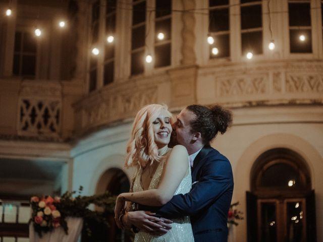 El casamiento de Brandon y Delfi en San Telmo, Capital Federal 76