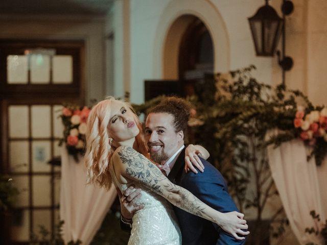 El casamiento de Brandon y Delfi en San Telmo, Capital Federal 78