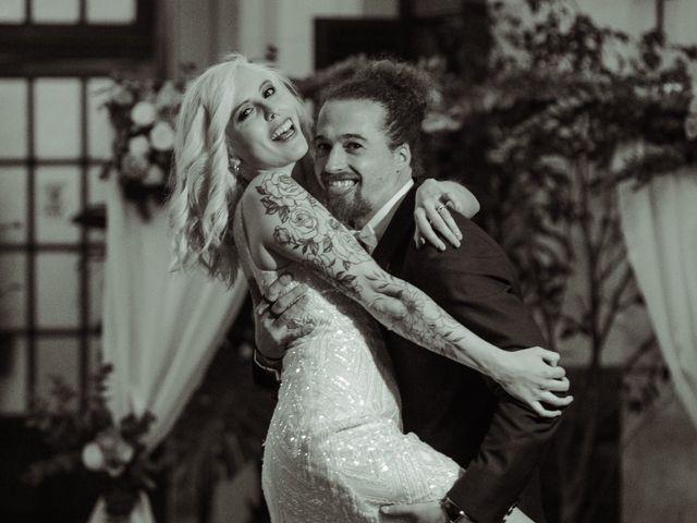 El casamiento de Brandon y Delfi en San Telmo, Capital Federal 79