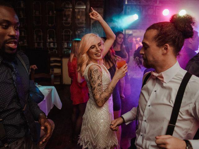 El casamiento de Brandon y Delfi en San Telmo, Capital Federal 108