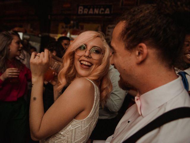 El casamiento de Brandon y Delfi en San Telmo, Capital Federal 111