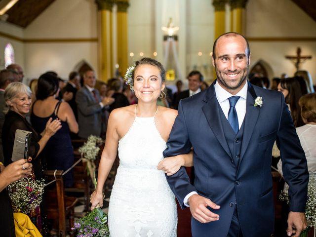 El casamiento de Isa y Hernán