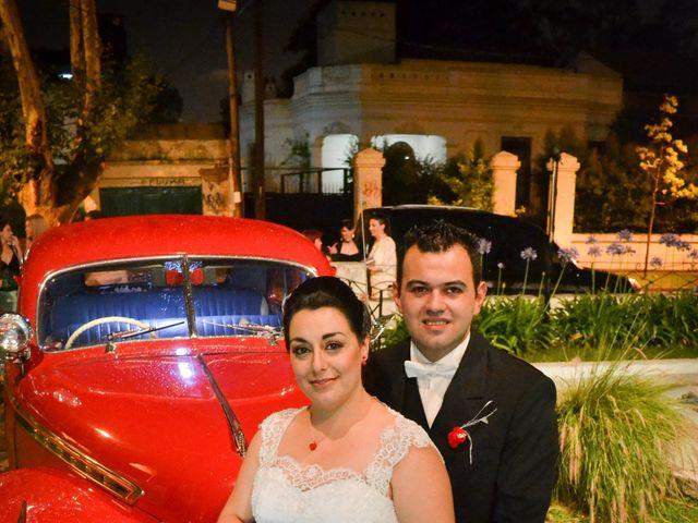 El casamiento de Debora y Pedro
