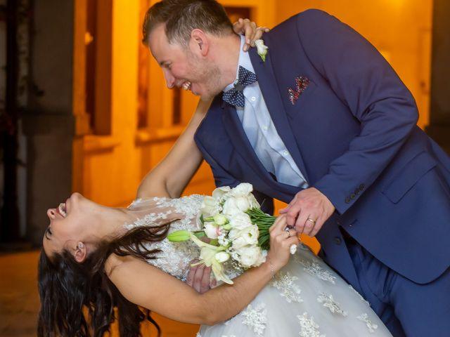 El casamiento de Natalia y Mariano
