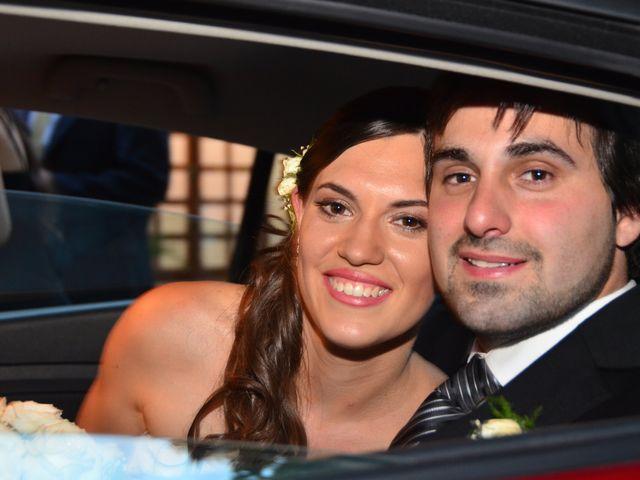 El casamiento de Maricel y Agustin