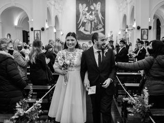El casamiento de Cato y Agus