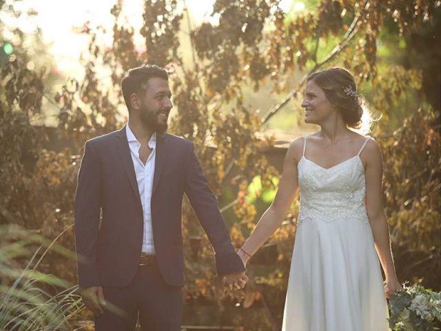 El casamiento de Daniela  y Felipe