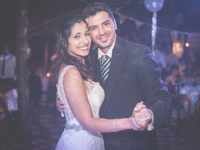 El casamiento de Lali y Gonzalo