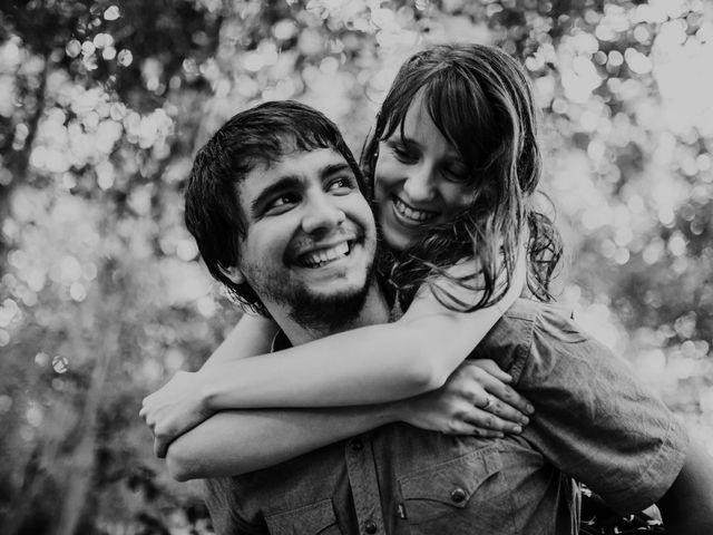 El casamiento de Karen y Nicolás