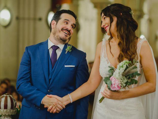 El casamiento de Ale y Javi