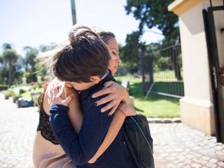 El casamiento de Luciana y Pablo 1
